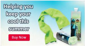 Branded-Evaporative-Cooling-Towel-Tile-Ad