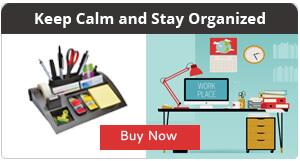 DeskOrganizerTile Ad