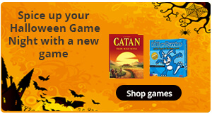 Click here to shop board games and card games