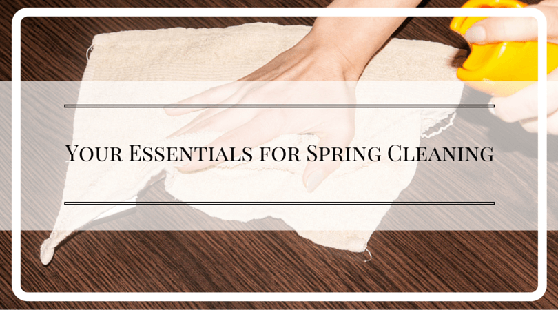Your Essentials for Spring Cleaning (1)